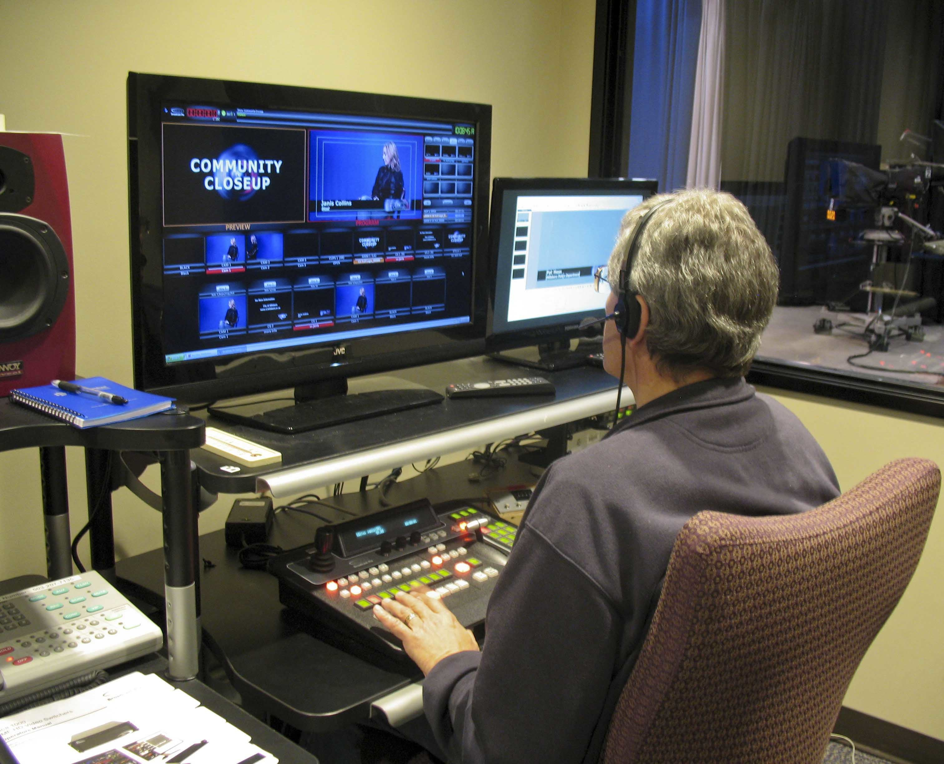 Tualatin Valley Community Tv Adds Broadcast Pix Mica Video Control Centers To New Control Rooms Pipeline Communications Blog