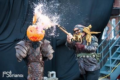 ben von wong VFC-7000 Epic Pumpkin Massacre 3