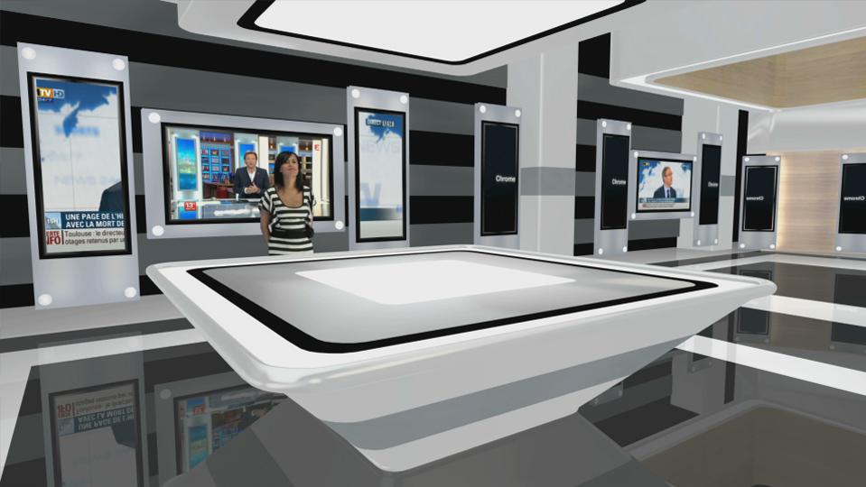 Virtual Set Pipeline Communications Blog