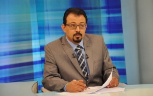 Amr El-Kahky Head of Al-Nahar TV Network
