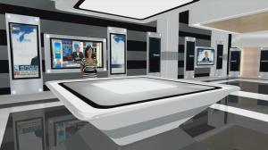 Virtual Set _04 NEON