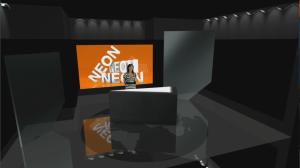 Virtual Set_22 NEON