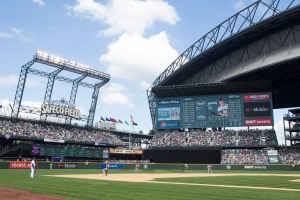 Seattle Mariners Scoreboard 7 15 13