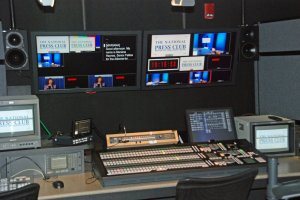 National Press-Club-5 HVS-4000 switcher in control room JPG