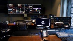 Trinity Control Room